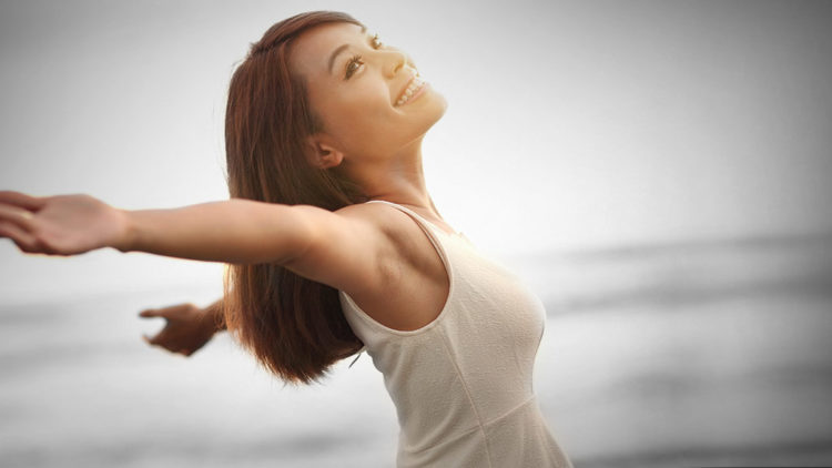 The easy and correct way to get rid of underarm darkness