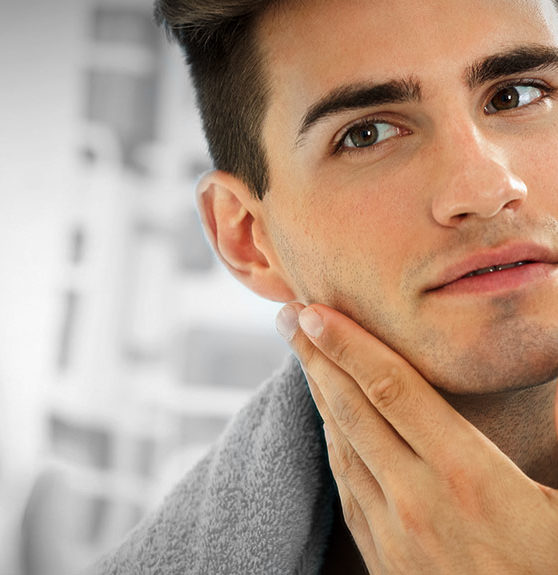 The pre-shave prep your face deserves