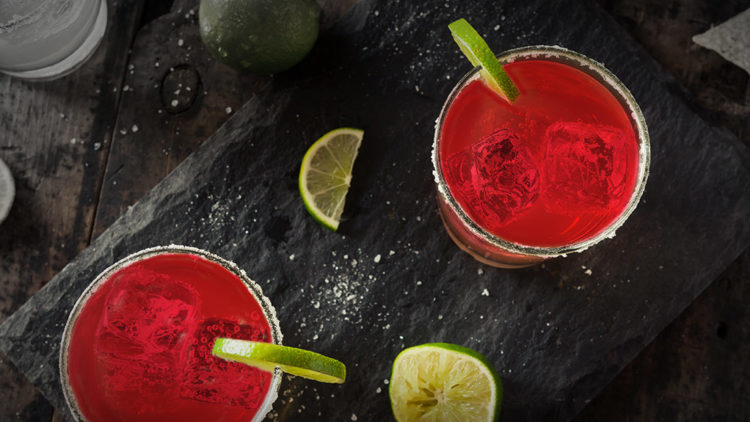 How to mix the perfect margarita