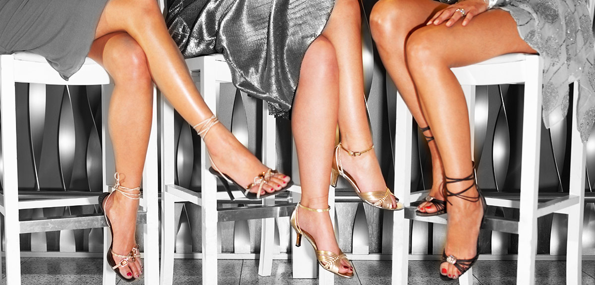 Ladies…Strawberry legs? Follow these tips for smooth, poreless legs